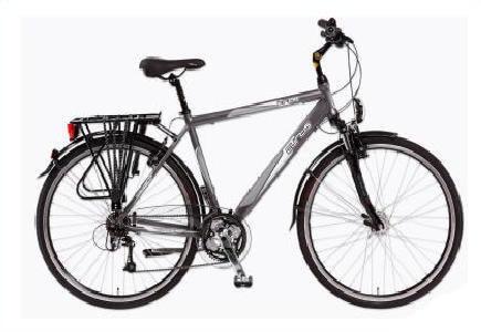 Preis Check Trekkingrad Bei Aldi Nord Ab 3004 Für 28900