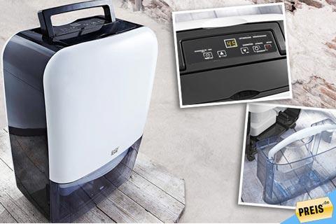 quigg easy home luftentfeuchter f r 139 bei aldi nord. Black Bedroom Furniture Sets. Home Design Ideas