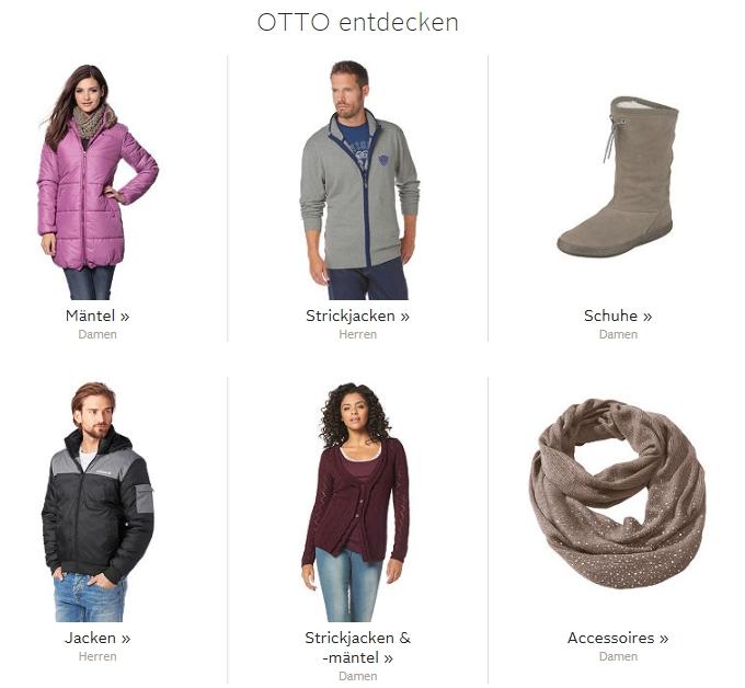 Bis Zu 70 Sparen Wintermode Sale Bei Otto