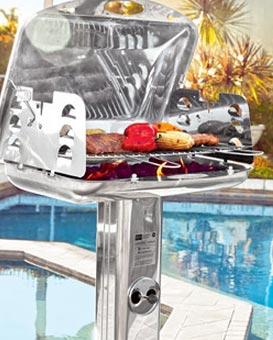 gardenline edelstahl s ulengrill f r 49 99 bei aldi. Black Bedroom Furniture Sets. Home Design Ideas