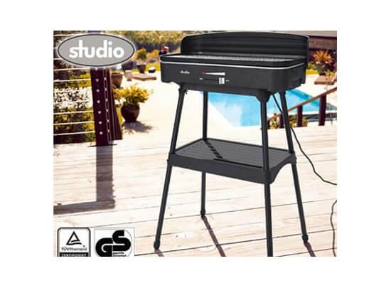 studio elektrischer tischgrill f r 29 99 bei aldi s d. Black Bedroom Furniture Sets. Home Design Ideas