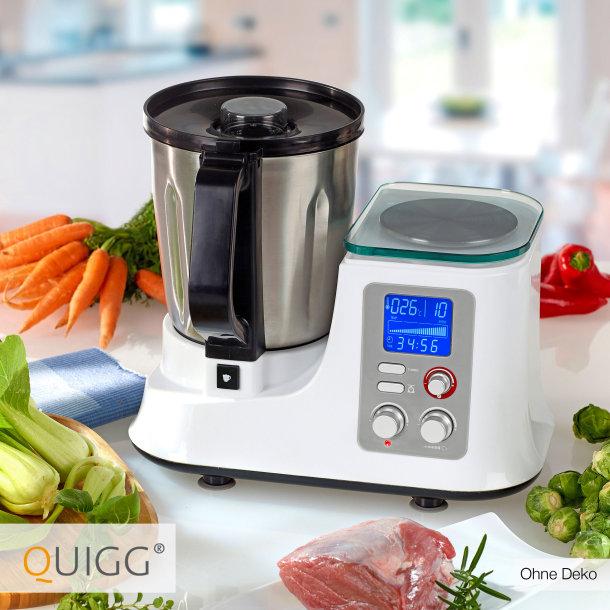 Für Quigg Küchenmaschine Von Aldi