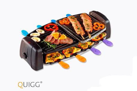 Aldi Nord Kühlschrank Quigg : Quigg raclette grill für u ac bei aldi nord preis spar