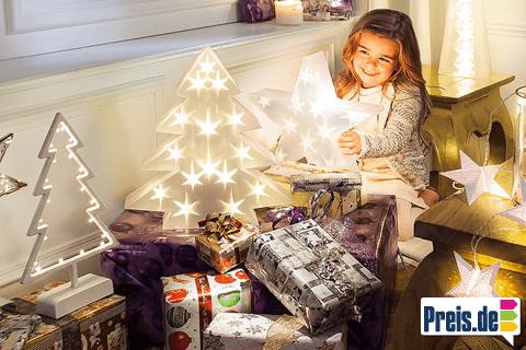 Weihnachtsdeko Im Angebot.Weihnachtsdeko Und Beleuchtung Bei Aldi Nord Und Aldi Süd