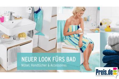 Tchibo Themenwelt KW 24 - Möbel, Handtücher & Accessoires fürs Bad ...