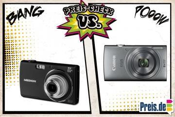 Kamera Preis-Checks bei Aldi Nord