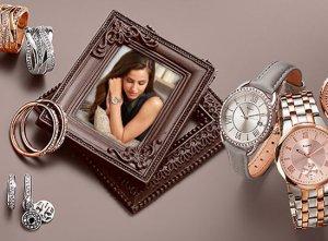 Schmuck & Uhren in der aktuellen Themenwelt bei Tchibo