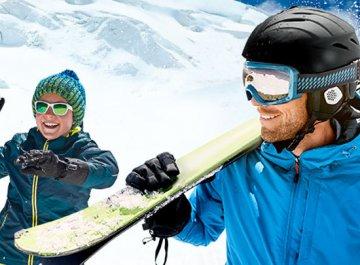 Ski-Ausrüstung für Groß und Klein bei Tchibo