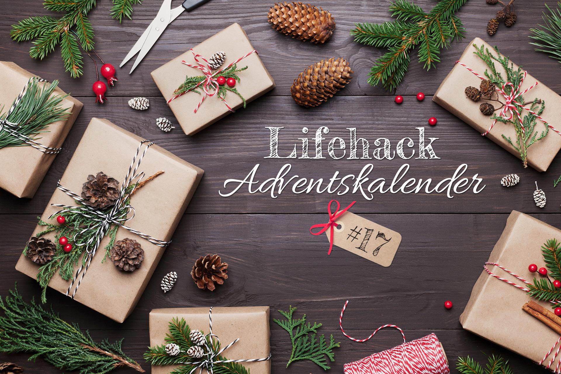 lifehack 17 weihnachtsbaum schm cken mit diesen tipps wird er zur augenweide. Black Bedroom Furniture Sets. Home Design Ideas
