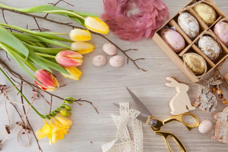 5 Ostergeschenke Unter 50 Basteln Schnell Einfach Kreativ