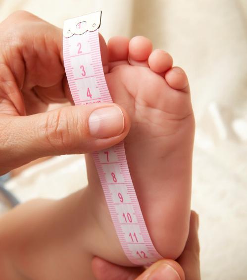 Welche Schuhgröße Mit 1 Jahr