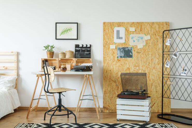 5 unter 50 €:   Günstige Möbel & DIY-Einrichtungstipps für Studenten
